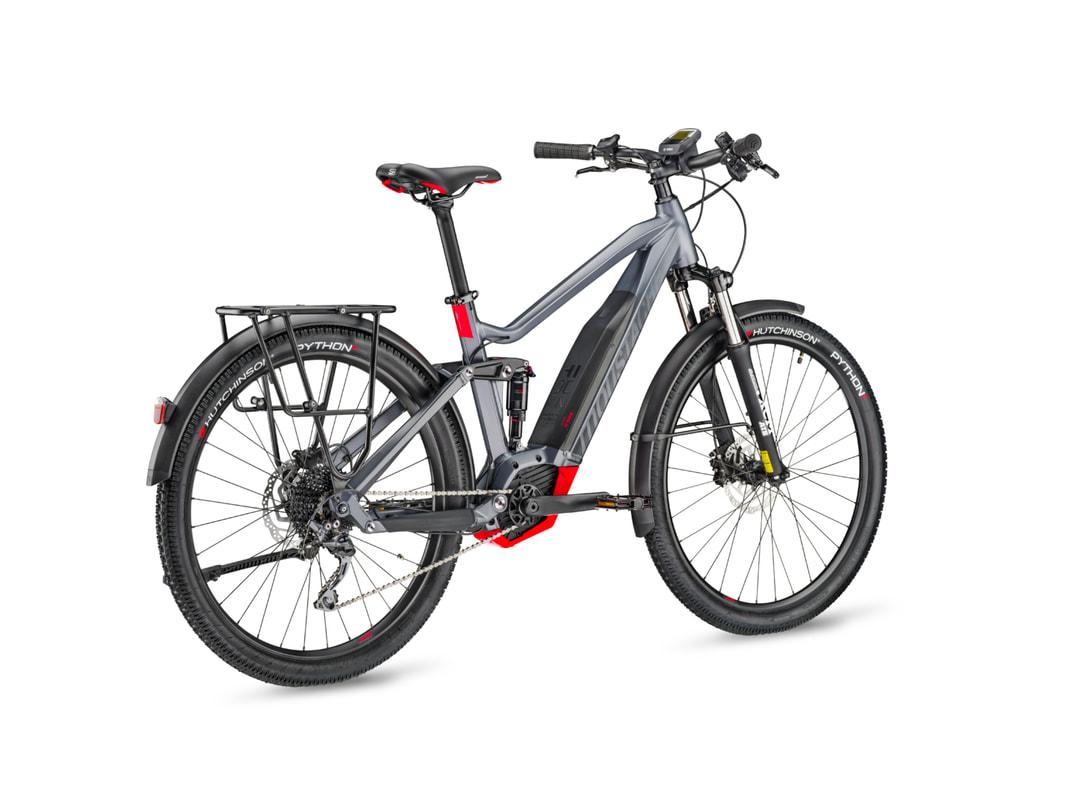 Anebike proudly supplies Moustache electric bikes, - Anebike